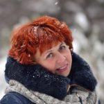 Рисунок профиля (Наталья Жилкина)